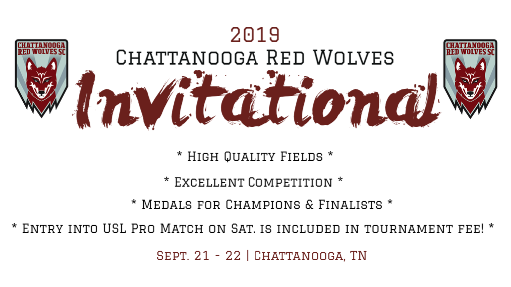 Red Wolves Invitational